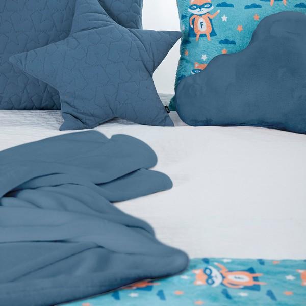 Manta Quid Cotton Têxtil (100 x 75 cm)