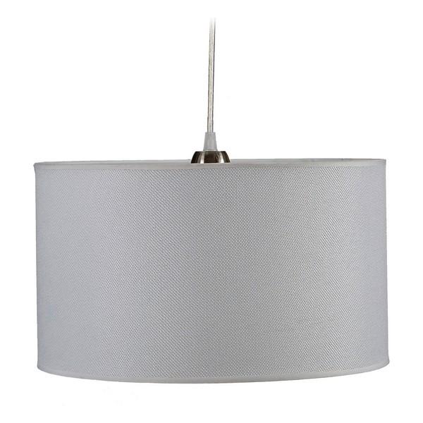 Candeeiro de teto Branco (35 x 20,5 x 35 cm)