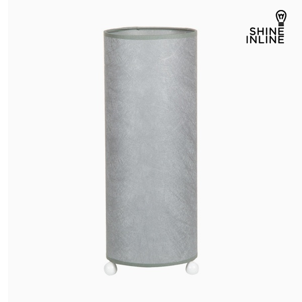 Lâmpada de Mesa Cellulose Prata by Shine Inline