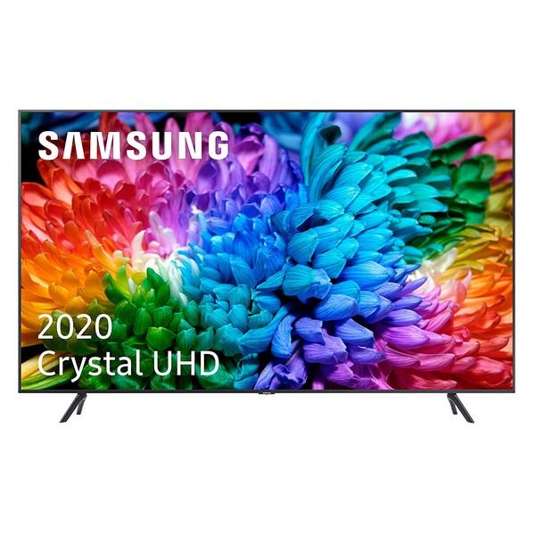 "Smart TV Samsung UE55TU7025 55"" 4K Ultra HD LED WiFi Cinzento"