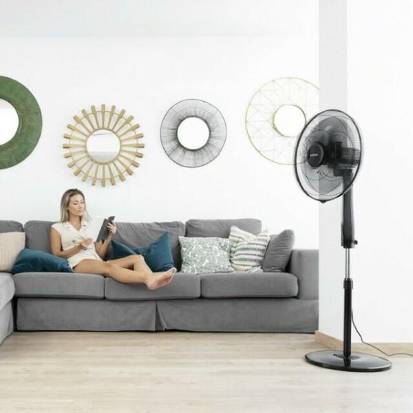 Ventilador Cecotec EnergySilence 620 MaxFlow Smart Ø 45 cm 70W Preto
