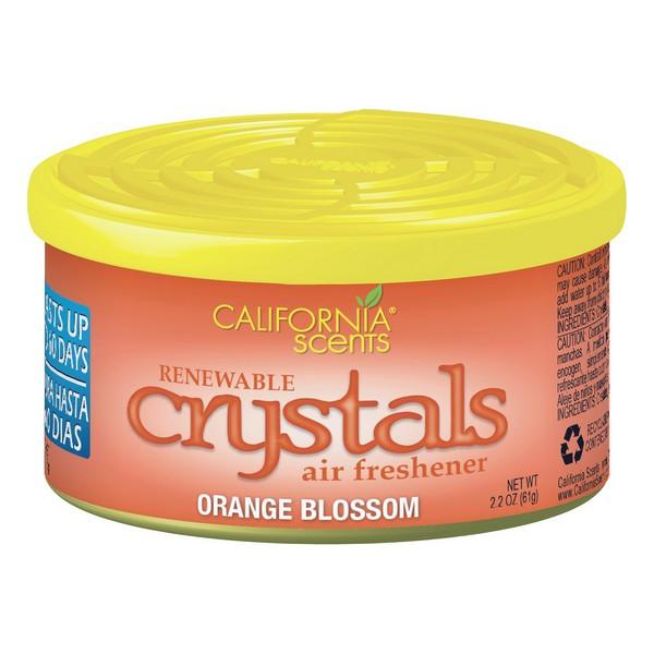 Ambientador Para Automóveis California Scents Crystals Laranja