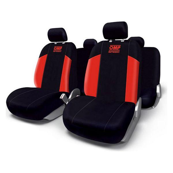 Coberturas de Assentos para Automóveis OMP Speed Universal (11 pcs)