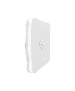Ponto de Acesso Repetidor Mikrotik RBSXTsq5HPnD WiFi 5 GHz LAN Branco