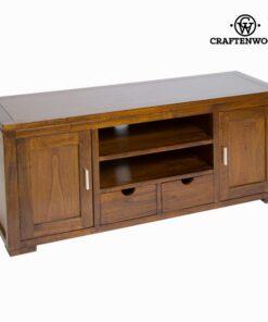 Mesa de TV Madeira de cedro (130 x 45 x 55 cm) - Chocolate Coleção by Craftenwood