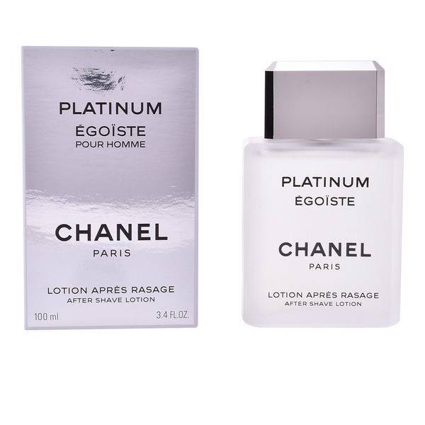 Loção After Shave égoïste Platinum Chanel (100 ml)