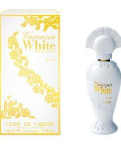 Perfume Mulher Varensia White Ulric De Varens EDP (50 ml)