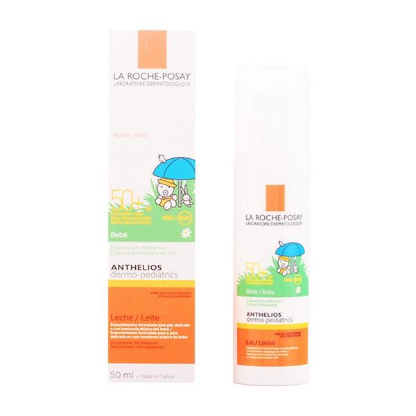 Protetor Solar Para Crianças Anthelios Dermopediatric La Roche Posay Spf 50 (50 ml)