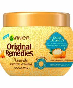 Máscara Capilar Nutritiva Elixir De Argán Original Remedies Fructis (300 ml)