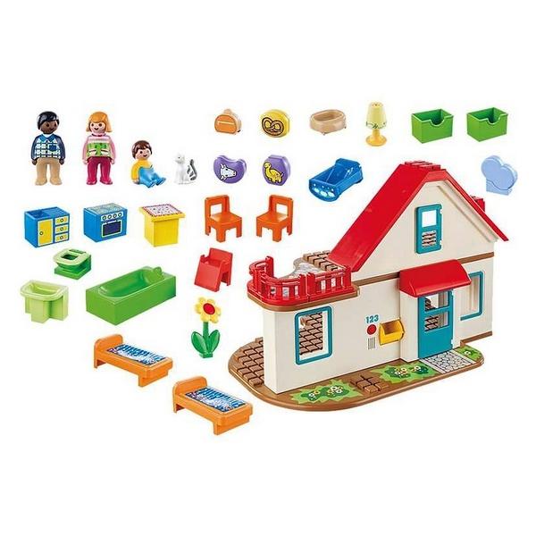 Playset House 1.2.3 Playmobil 70129