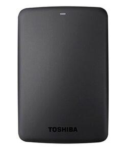 Disco Duro Toshiba HDTB320EK3CA Canvio Basic 2 TB Preto