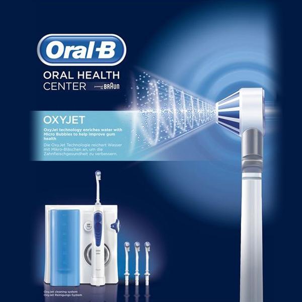Irrigador Dental Oral-B MD-20 Oxyjet 0,6 L