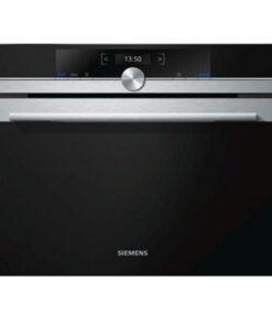 Micro-ondas de Encastrar Siemens AG CF634AGS1 36 L 900W Aço inoxidável