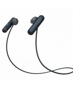 Auriculares Bluetooth Sony WISP-500 USB Preto