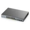 Switch ZyXEL GS1350-18HP-EU0101F 16 Gb 250W 18 Portas Cinzento