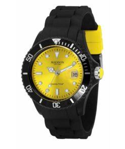 Relógio unissexo Madison U4486-02 (40 mm)