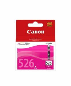 Tinteiro de Tinta Original Canon CLI-526M MG5350 Magenta