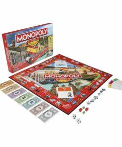Monopólio Espanha Hasbro