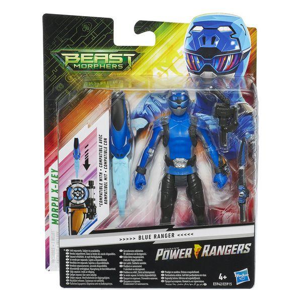 Beast Morphers Blue Hasbro (15 cm)