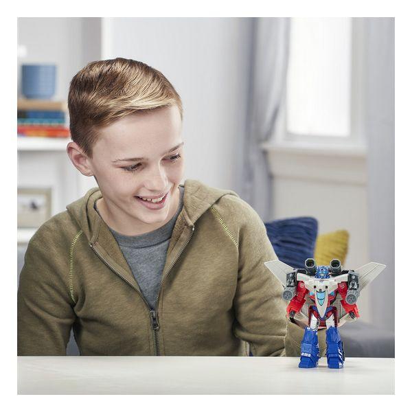 Transformers Cyberverse Spark Armor Optimus Prime Hasbro