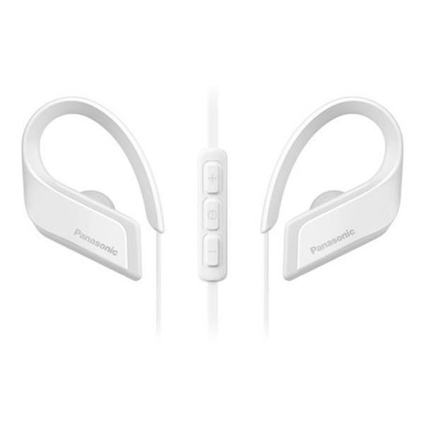 Auriculares Bluetooth com microfone Panasonic RP-BTS35E-W Branco