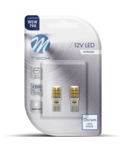 Lâmpada LED M-Tech W5W 12V