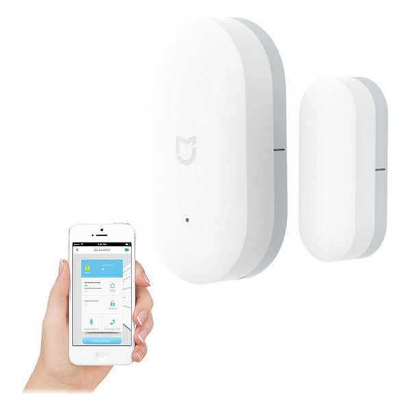 Sensor Inteligente de Portas e Janelas Xiaomi Mi Window and Door WiFi Branco