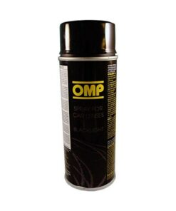 Tinta em spray OMP Black Light Farol
