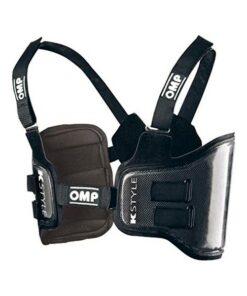 Protetor OMP OMPKK047E007 Preto (Tamanho XS)