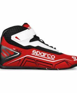 Botas de corrida Sparco Branco Vermelho (Tamanho 46)