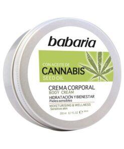 Creme Corporal Hidratante Babaria (200 ml)