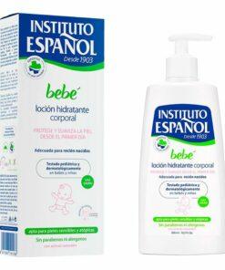 Loção Hidratante Para Bebé Instituto Español (300 ml)