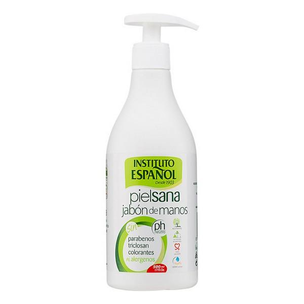 Sabonete Para as Mãos Pele Sã Instituto Español (500 ml)