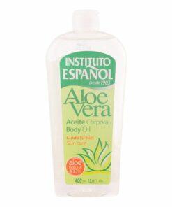 Óleo Corporal Aloe Vera Instituto Español (400 ml)
