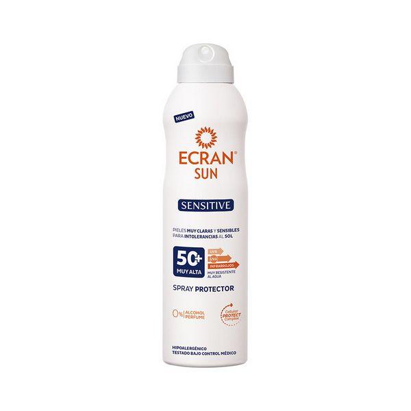 Spray Protetor Solar Sensitive Ecran SPF 50+ (250 ml)