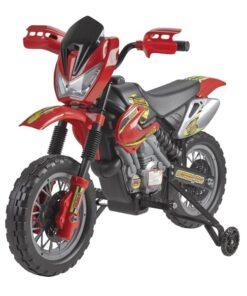 Motocicleta Feber Cross 400F 6 V Elétrica (74 X 50 x 27 cm)