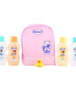 Conjunto de Perfume Infantil Nenuco 111570 (4 pcs)