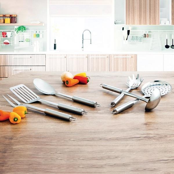 Concha Quid Kitchen Renova Aço inoxidável (32,7 x 7,2 x 5 cm)