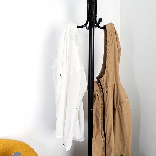 Staande kapstok Quid Cotton Aço Esmaltado (175 cm)