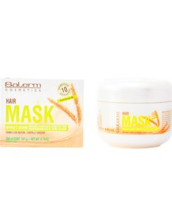 Máscara Capilar Nutritiva Wheat Germ Salerm (200 ml)