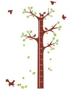Vinil (130 x 170 cm) Árvore
