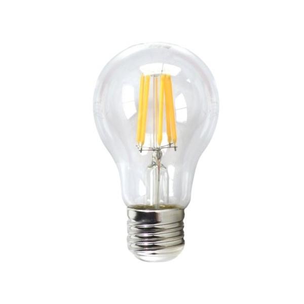 Lâmpada LED esférica Silver Electronics 1980627 E27 6W 3000K A++ (Luz quente)