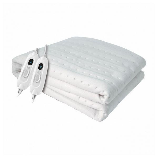 Cobertor Elétrico Daga FLEXYHEATCME 60W (150 x 130 cm) Branco