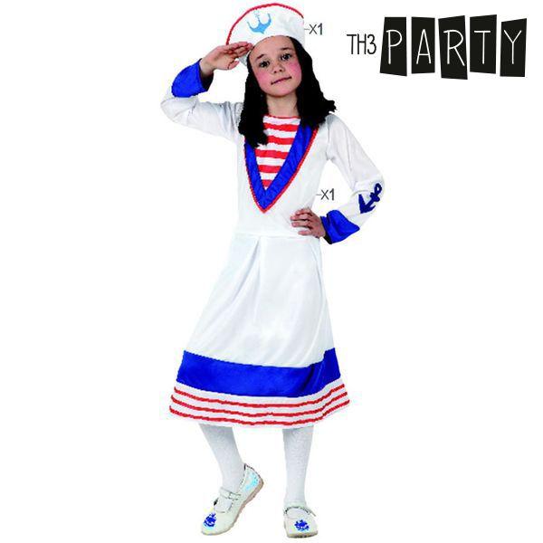 Fantasia para Crianças Th3 Party 9310 Marinheira