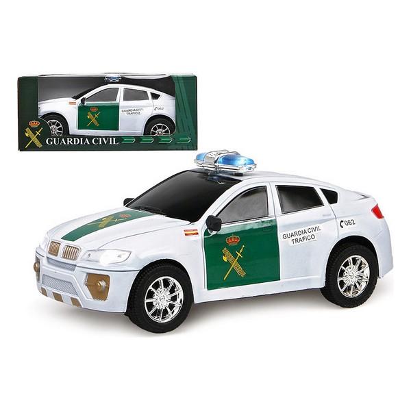 Carro Guarda civil Branco 110230