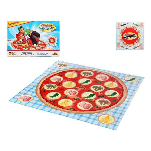 Jogo de Mesa Tortuous Pizza 117279