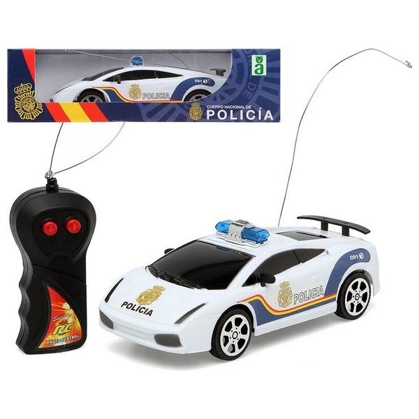 Carro Rádio Controlo Polícia 118498