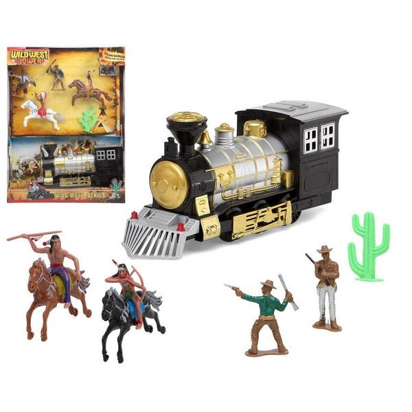Conjunto de Brinquedos Faroeste (6 pcs)