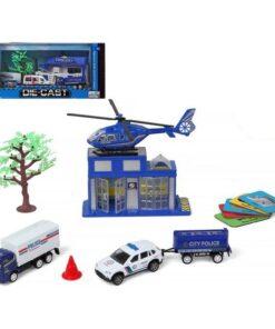 Set de Polícia Veículos e Acessórios 118848