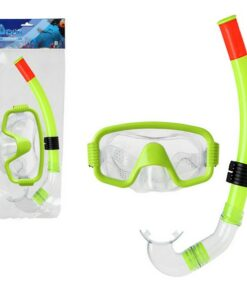 Óculos de Mergulho com Tubo Adultos 118721